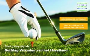 Golfdag Vrienden van het IJsselland